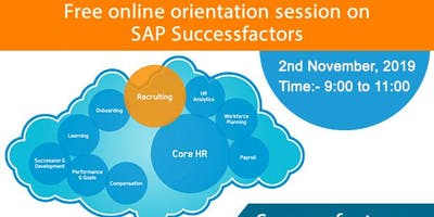Free Online Orientation on SAP Successfactors