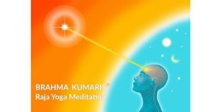Intermediate Level Meditation (2 sessions) tickets