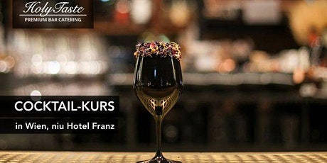Homemade Cocktailworkshop in Wien tickets