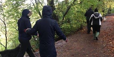 RiverLife: Guided Dog Walk - Calderwood