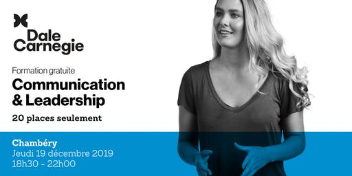 Communication & Leadership - Soirée de formation gratuite à Chambéry