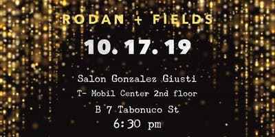 Rodan + Fields October 17th Event