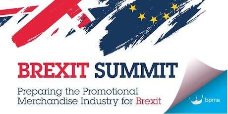 BPMA Brexit Summit tickets
