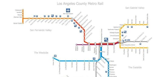 The L.A. ALL Day Transit & Walkabout Fitness/Exploration Tour