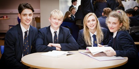 A Level Choices Evening tickets