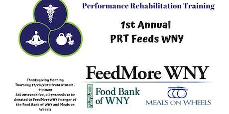 1st Annual PRT Feeds WNY tickets