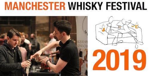 Manchester Whisky Festival 2019 - Masterclasses