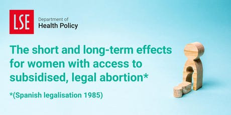 The effects of legalised abortion - fertility, marriage & long term tickets