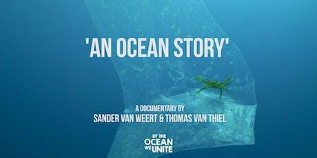 Filmavond 'An Ocean Story' met documentairemaker Sander van Weert tickets