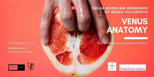 Venus Anatomy. Vulva Modeling Workshop