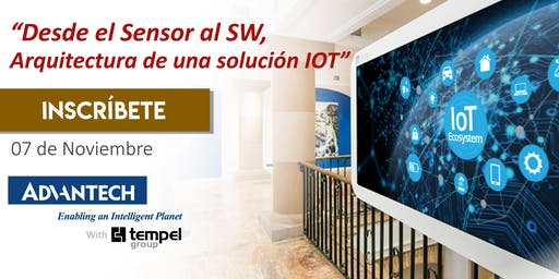 EL MUNDO IOT CON ADVANTECH & TEMPEL GROUP EN BARCELONA TECH CITY