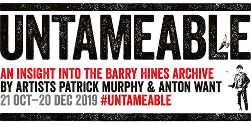 Untameable: The Barry Hines Archive