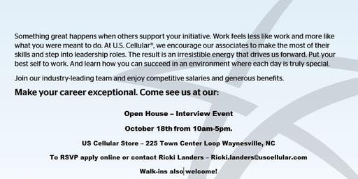 US Cellular Open House - Waynesville, NC