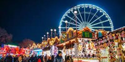 Spectacular winter wonderland and night tour of london fabulous lights