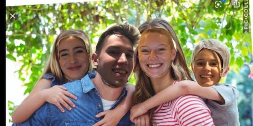 PIR Families Welcome Social