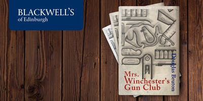 About the Book Mrs Winchester's Gun C...