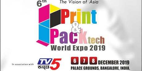 Print & Packtech Expo-2019 tickets
