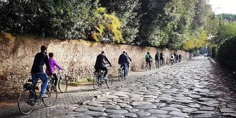 All Routes Lead to Rome - Pedalando nel Patrimonio culturale tickets