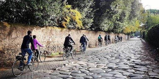 All Routes Lead to Rome - Pedalando nel Patrimonio culturale
