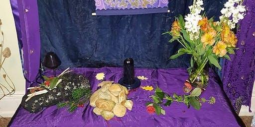 Samhain Sacred Celebration