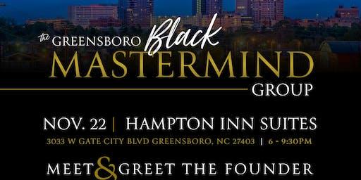 The Greensboro Black MasterMind Group Meet & Greet