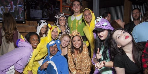 4th Annual Winter Onesie Party