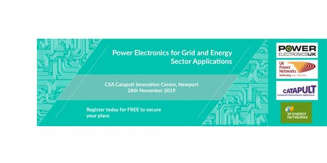 Power Electronics for Grid and Energy Sector Applications tickets