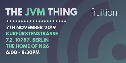 The JVM Thing - Berlin