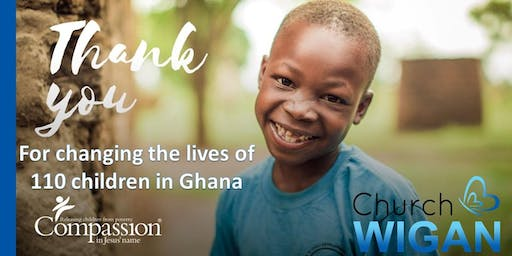 Church Wigan Compassion Trip to Ghana October 2020