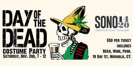 Day of the Dead Costume Party tickets