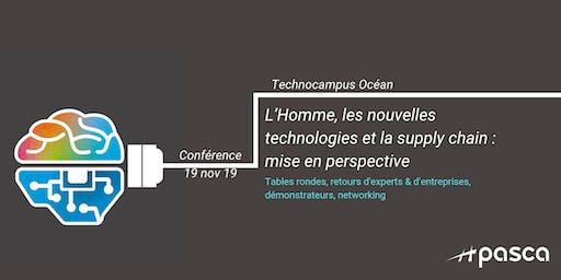 Inscription Conférence PASCA - 19 nov 2019