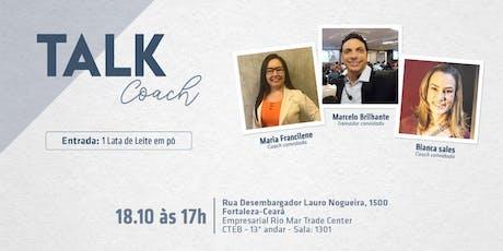 Talk Coach - Fortaleza/CE ingressos