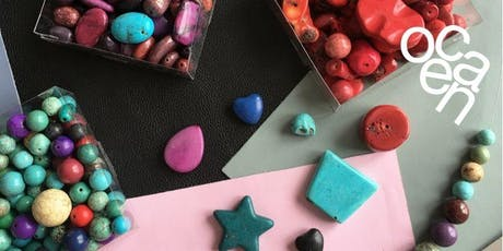 Ocean Market Workshop - Make your own bead necklace  tickets