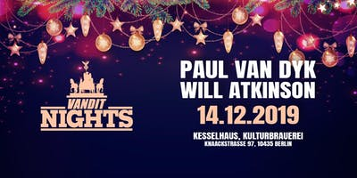 Paul van Dyk's Winter VANDIT Night 2019