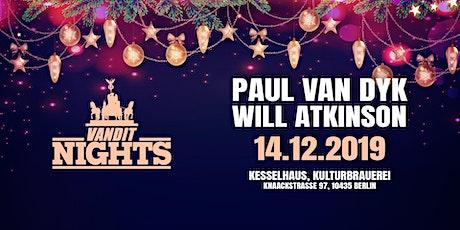 Paul van Dyk's Winter VANDIT Night 2019 tickets