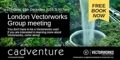 Vectorworks Group meeting - 10 December 2019