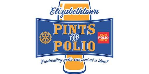 2019 Elizabethtown Rotary Pints for Polio