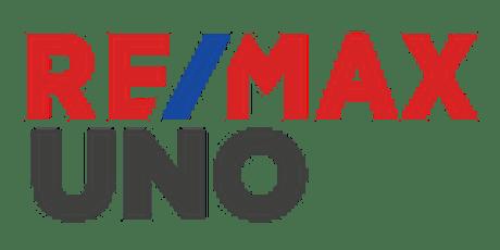 """""""60 Minutos con RE/MAX Uno"""" miércoles 23 de octubre de 2019 COLEGIALES entradas"""