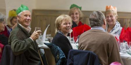 Christmas lunches at Polesden Lacey