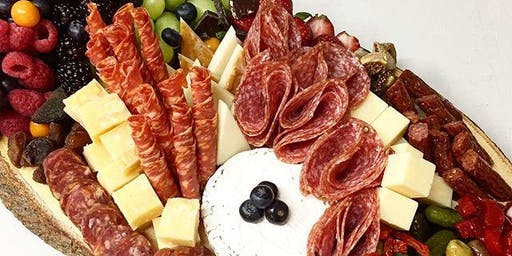 Charcuterie and Cheese Board Workshop