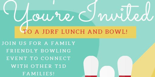 JDRF Lunch and Bowl Event