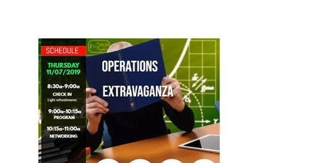 Minority/Women Business Department ~PPS Operations Extravaganza~ tickets