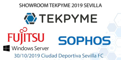 Showroom Tekpyme 2019 - Sevilla