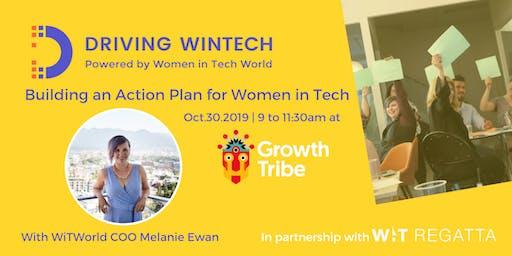 Driving WinTech: Building an Action Plan for Women in Tech
