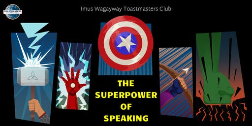 The Superpower of Speaking
