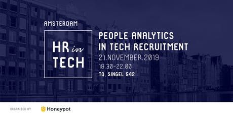 People Analytics in Tech Recruitment tickets
