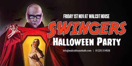 Swingers Halloween Party - Walcot House, Bath tickets