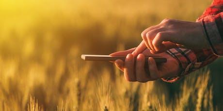 Talks On Tomorrow – In campo con lo smartphone per la nuova agricoltura biglietti