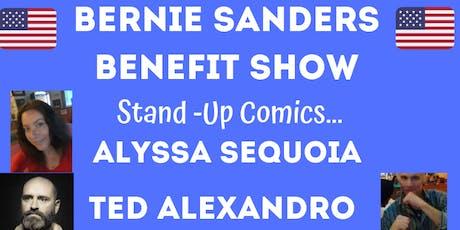 Benefit For Bernie tickets