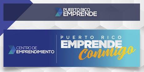 Puerto Rico Emprende Conmigo tickets